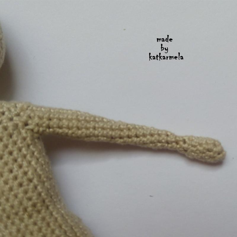 каркасные куклы амигуруми