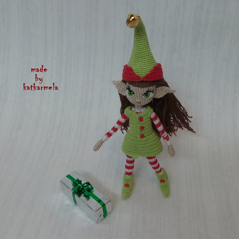 вязаные куклы крючком со схемами