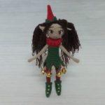 Описание работы куклы крючком: эльфийка Колетта (Koletta)