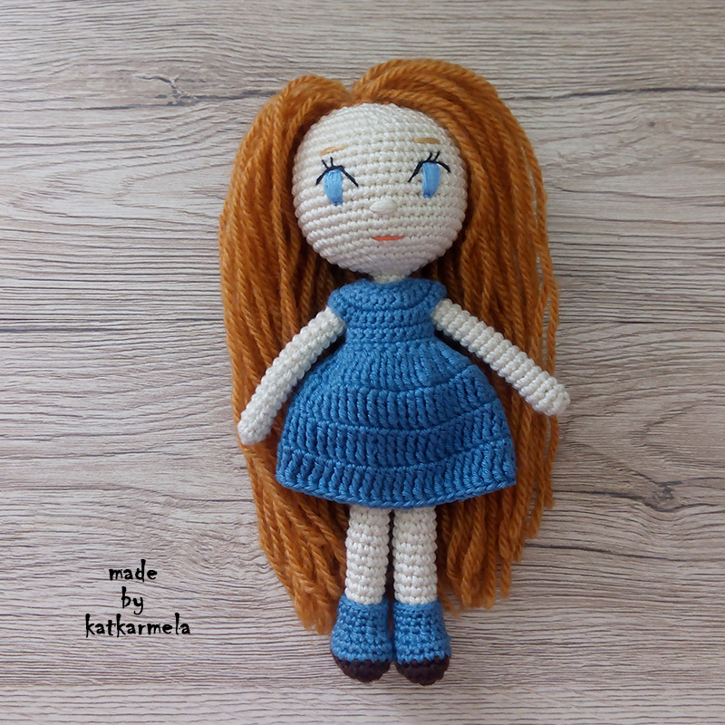 crochet doll for beginners