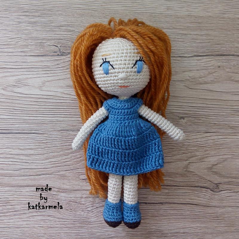 Поиск на Постиле: волосы вязаной кукле