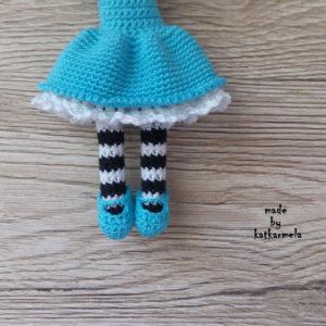 вязание крючком куклы амигуруми