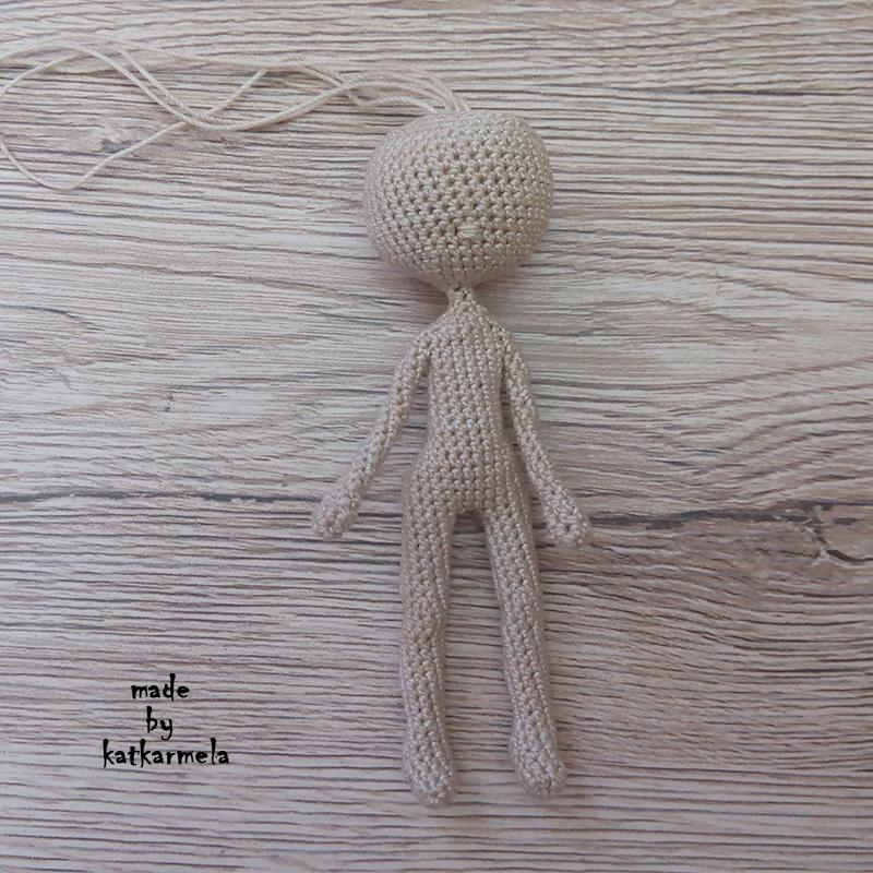 как вышить глаза кукле