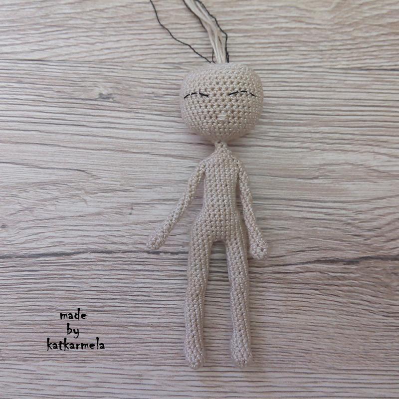 вышивка глаз кукле
