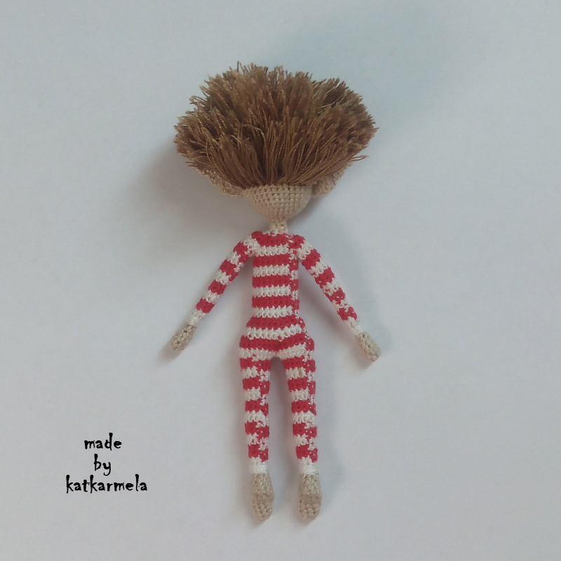 pattern doll amigurumi
