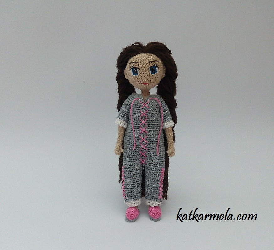 crochet doll sonya
