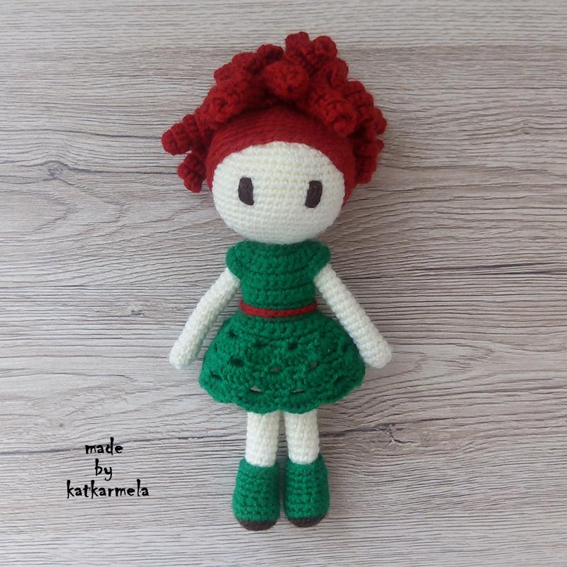 Crochet doll for beginners