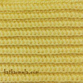 Узор резинка крючком столбиками без накида