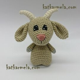 Crochet Goat Pattern- a Free Pattern and Tutorial | Crochet ... | 270x270